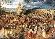 Pieter Bruegel Christ Carrying the Cross oil painting picture wholesale